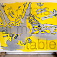 angels at my table-gloss on canvas,120x180cm'05