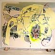 falluja-emulsion on canvas,182x222cm,'05