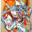 wreckage-gloss on canvas243x152cm'04