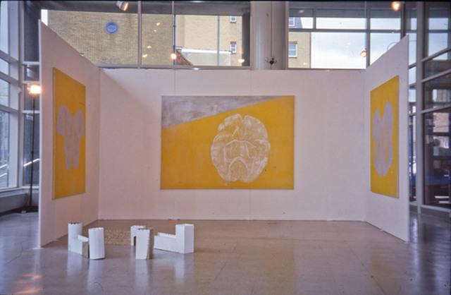 TUNNEL VISION,SIEGE,installationshot'97