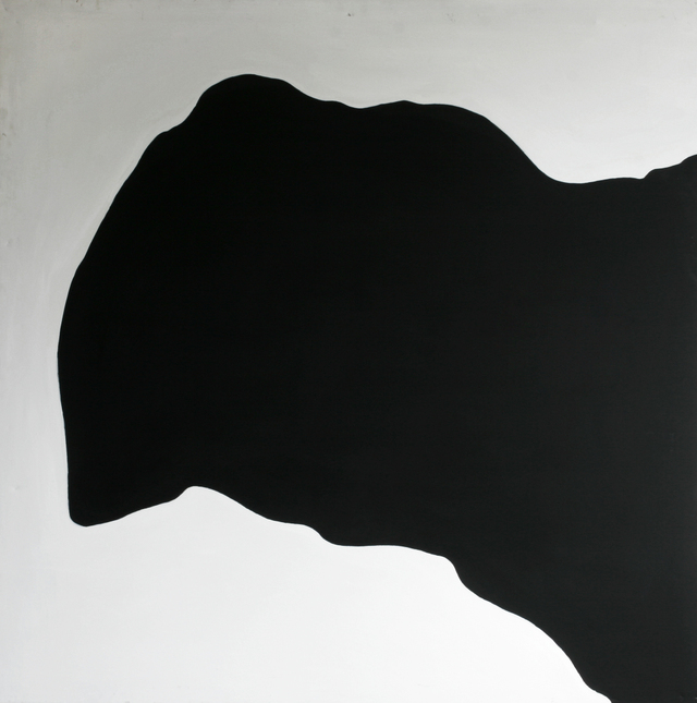 SHADOW-acrylic on canvas-153x153cm