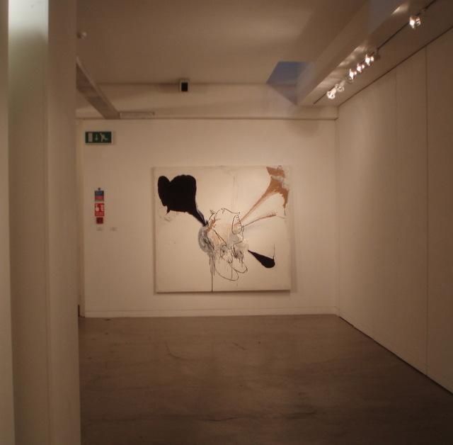 the Scream- gloss on canvas,173x188cm,'07_2