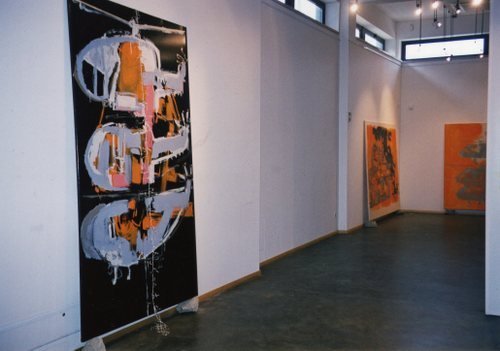TROUBLE-installation shot'03